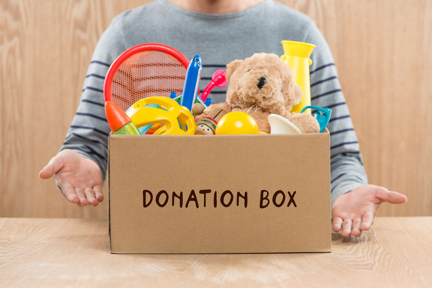 Planning a Summer Donation Drive
