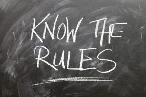 hoa board rules - transparancy - AMI WRA