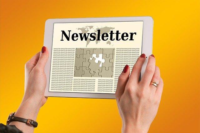 writing an engaging HOA newsletter